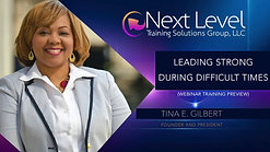 Next Level Lead Strong Preview
