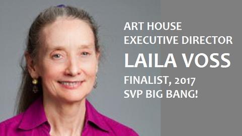 Laila Voss SVP Finalist
