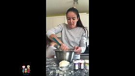 Pâte à sel et cocos