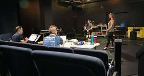 Midsummer (A Play with Songs) Rehearsal Footage