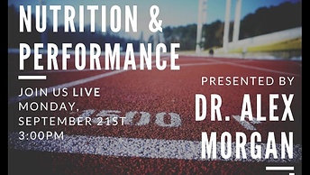 Nutrition & Performance