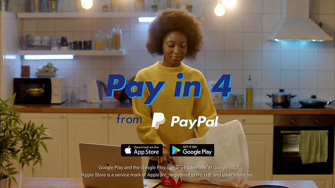 PAYPAL | MAKE SHOPPING EASY
