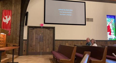 Pentecost Sunday Worship ServiceMay 23, 2021