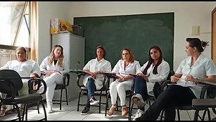 Integrantes do Curso de Adminstração de Medicamentos