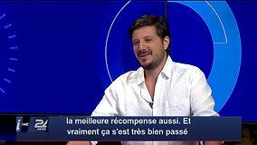 ITV Emmanuel Smadja i24news