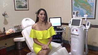 Maria Jose Morales - Hidrofacial
