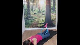 Rutina 26 - aro pilates