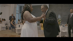 The Evans Wedding Day