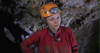CAVES Mission: Astronauts go caving on their way to space