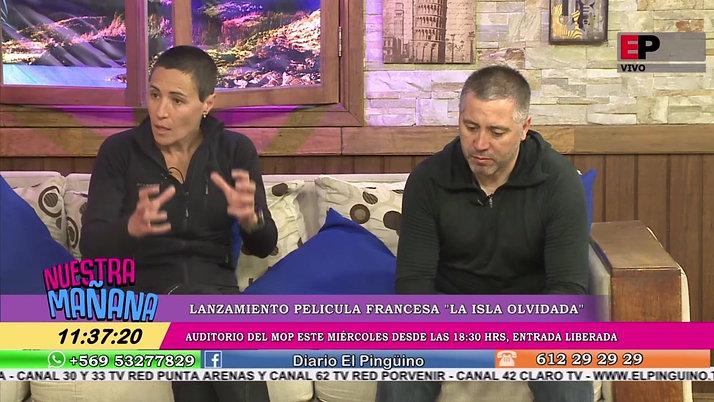 """""""Nuestra Mañana"""" Pingüino TV 26.09.2018"""