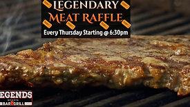 Legends Meat Raffle