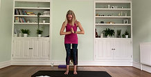 Gentle yoga for lower back aches and pains