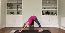 Energising yoga flow