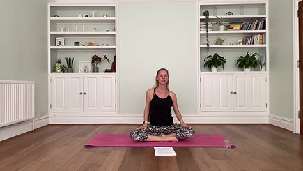 Live Yoga Class | 2 May: Mobilise