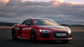 Audi R8 Launch / Beauty