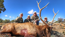Sgt. Jose Valdenegro's Elk Hunt - 2017