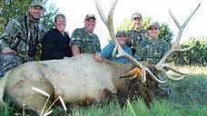 Wade Armstrong's Elk Hunt - 2012