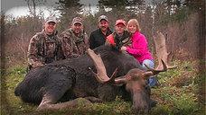 Douglas Fickel's Moose Hunt - 2013