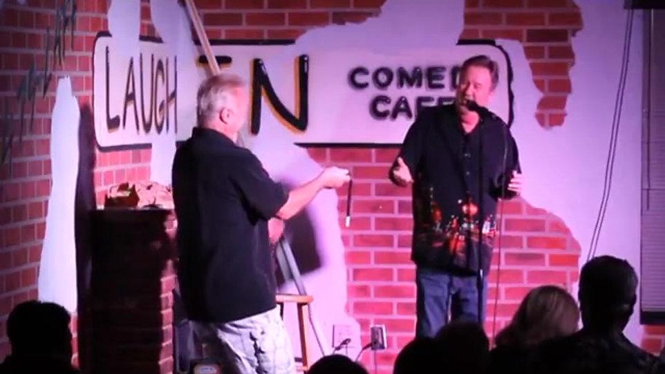 Comedy Magician BJ Odom