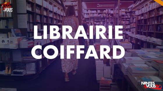 Le temple du livre à la librairie Coiffard