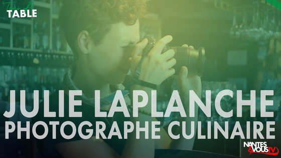 Rencontre avec Julie Laplanche, photographe culinaire