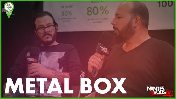 Naissance de Metal Box - SERBOTEL 2021