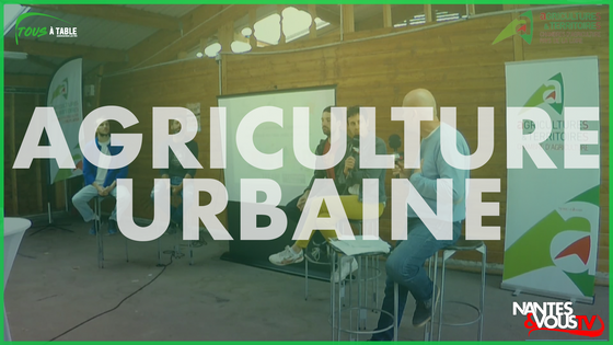 Agriculture urbaine - Table ronde