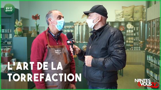 CAFE & COMPAGNIE - L'ART DE LA TORREFACTION