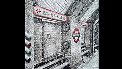 Undegraund station Baker street