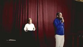 Pedro LIVE Performance - 'What you Gonna Do'   Mellow D Brown 'Redemption 2K20' Album Launch Concert