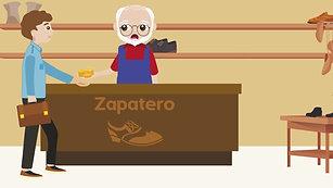 LEYENDA DE EL ZAPATERO