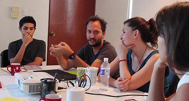 Taller de Fotolibro con Misha Vallejo e Isadora Romero en F2