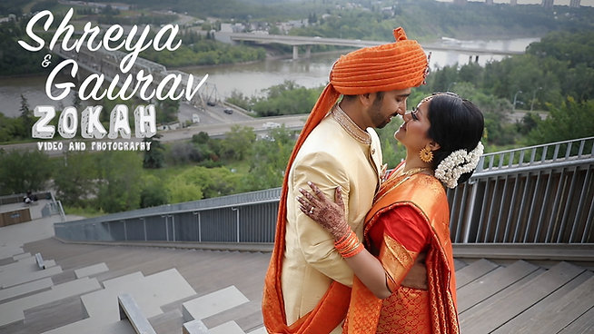 Shreya and Gaurav - Same Day Edit - Zokah Photography and Video