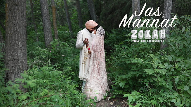Mannat and Jas - Same Week Feature Film - Zokah Photography and Video
