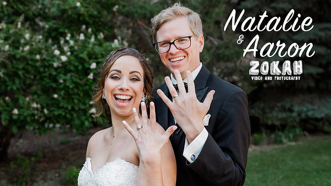 Natalie and Aaron - Wedding Film - Zokah Photography and Video