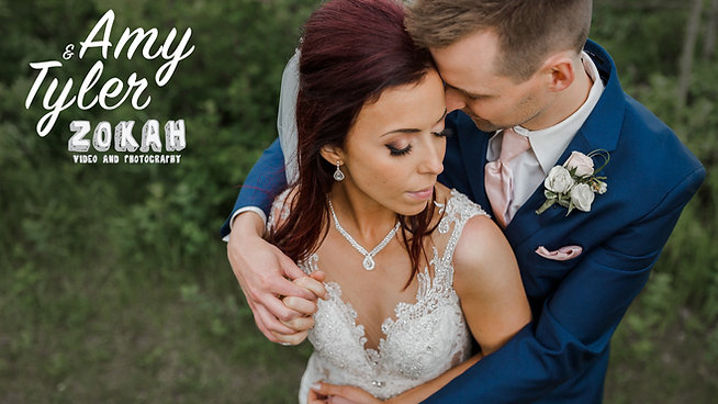 Amy & Tyler - Wedding Film - Zokah Photography and Video