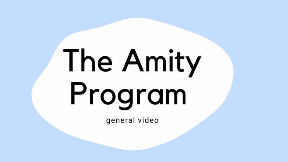 Amity Program General Video
