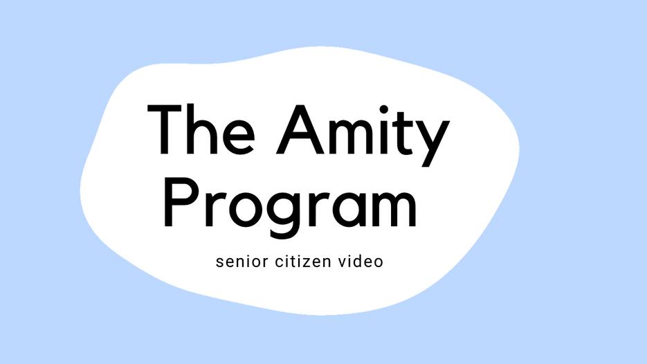 Amity Program Senior Video