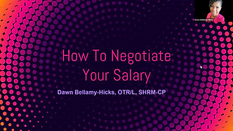 Lunch and Learn - Salary Negotiation