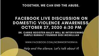 Discussion on Domestic Violence Awareness