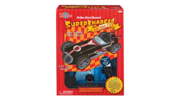 Supercharger Race Car Kit