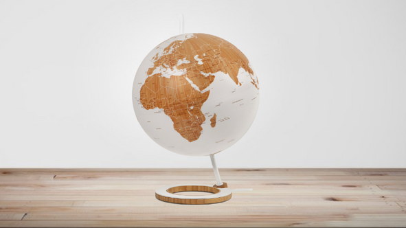 The Bamboo Globe