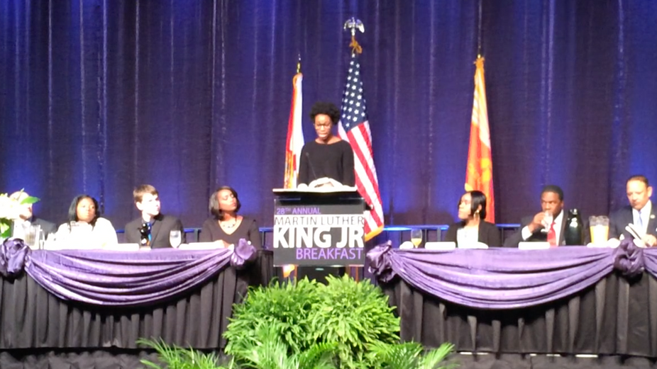 NAACP 28th Annual MLK Breakfast