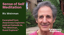 Sense of Self Meditation - from Awareness Explorers Episode 26