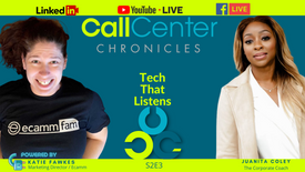 Tech That Listens_ w_ Katie Fawkes of Ecamm! Call Center Chronicles _ S2E3