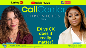 EX vs CX does it really matter__featuring Tatiana of Uber_Call Center Chronicles_S2E9