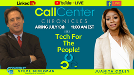 Tech For The People with Steve Bederman _ Call Center Chronicles _ S2E2