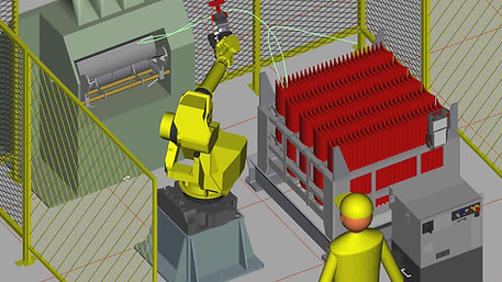 FANUC 2D Vision Guidance