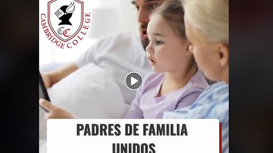 Apoyo de padres de familia
