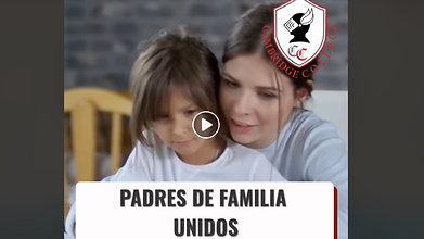 Apoyo de padres de familia en tiempos de cuarentena